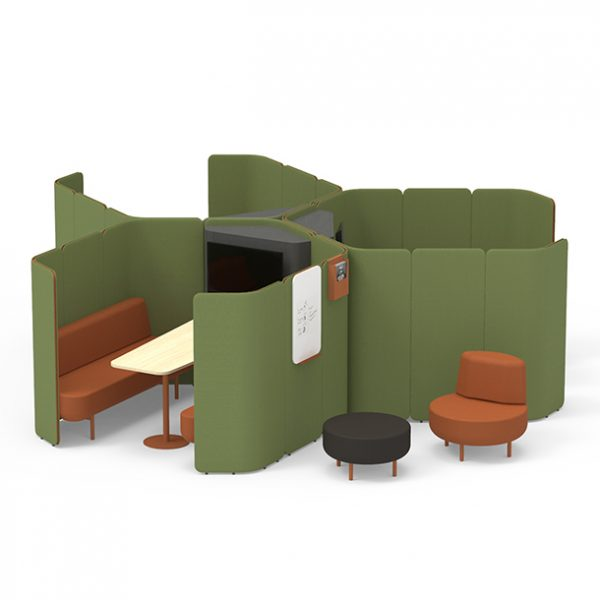 Joie Hive Meeting Booth